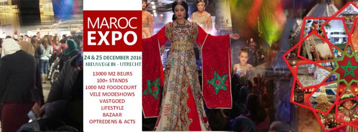 maroc expo flyer