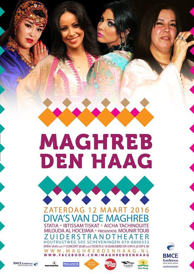 Divas van de Maghreb