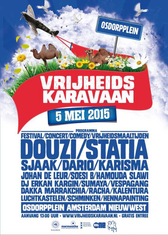 poster 5 mei